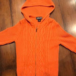 Lands End hoodie jacket